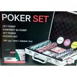Set poker 200 de jetoane si carti